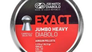 JSB Exact Heavy 5.5mm 1.175 gramm