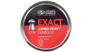 JSB Exact Heavy 5.5 мм, 1.175 гр, 500 шт/уп.