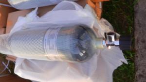 Баллон Alsafe 6,8л. для PCP пневматики без манометра, 300атм