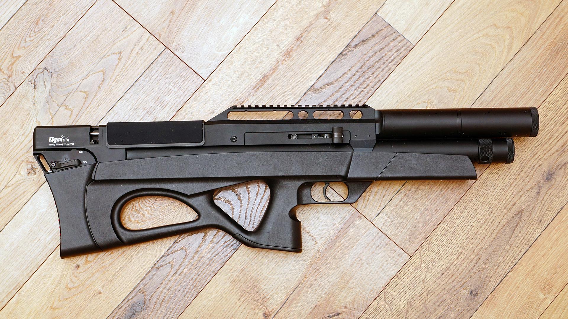 ЭДган Матадор R5M стандарт 6.35мм пластик